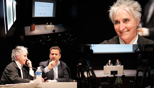 28 mars 2012 - Fanchon Pradalier-Roy : 2012 ou l'avènement d'un nouveau monde ?