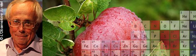 16 octobre 2013 - Philippe Perrot Minnot : La chimie de la vie