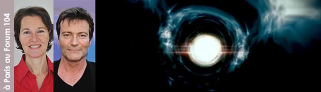 """Mercredi 12 septembre 2018 à Paris - """"Et si la mort n'existait pas ?"""", projection de documentaire suivie d'un débat avec Valérie Seguin et Dominic Bachy"""