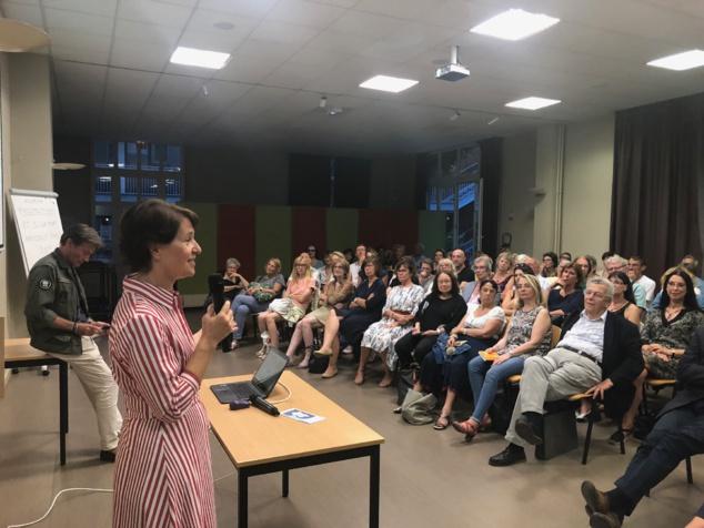 """12 septembre 2018 à Paris - """"Et si la mort n'existait pas ?"""", projection de documentaire suivie d'un débat avec Valérie Seguin et Dominic Bachy"""