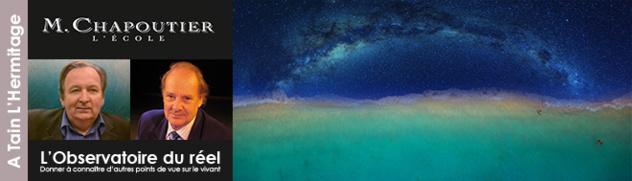 """19 octobre 2019 à Tain L'Hermitage : séminaire """"L'eau : temps et mémoire. Des origines de la création du monde à l'anticipation de nos futurs."""""""