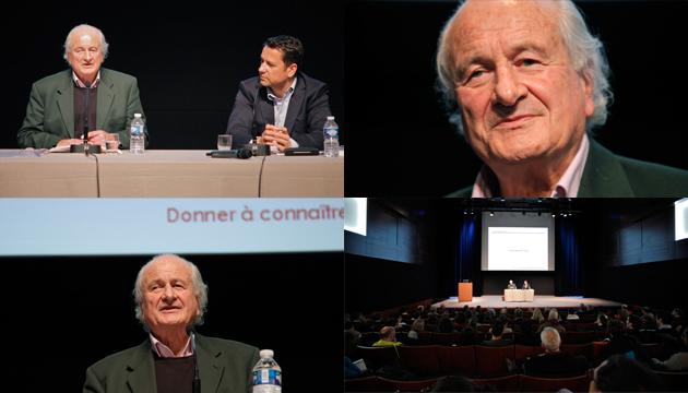 18 janvier 2012 - Jacques Collin : L'eau-delà de l'eau