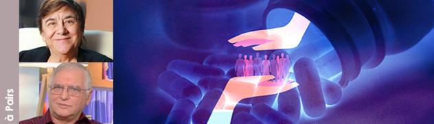 """28 janvier 2020 à Paris - conférence """"Ces médicaments qui ne servent à rien"""" avec les docteurs Nicole et Gérard Delépine"""