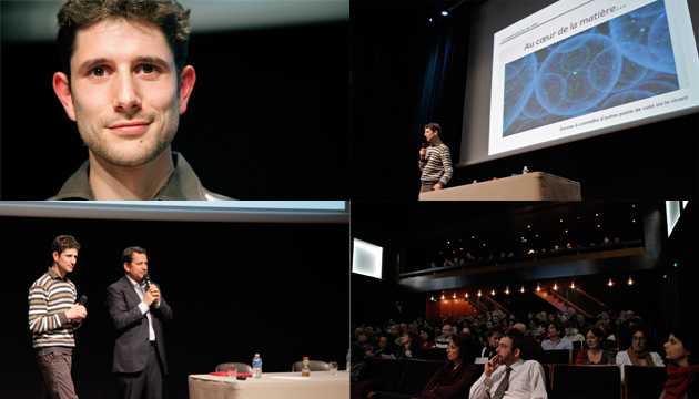 7 mars 2012 - Nicolas Souchal : The living matrix
