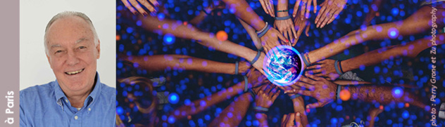"""1er octobre 2020 à Paris - conférence """"Comment élever notre conscience pour changer la société?"""" par Jean Gayral"""