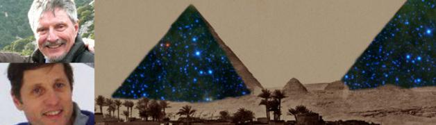 30 janvier 2013 - Georges Vermard, Mathieu Laveau : La Grande Pyramide, une révélation cosmique