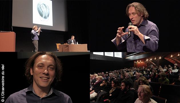 "19 mars 2014 - Maxence Layet : ""La science du corps-énergie"""