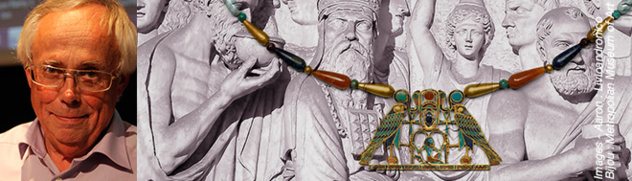 "27 novembre 2014 - (1) Philippe Perrot Minnot : ""Un bijou égyptien dans la Bible ?"""