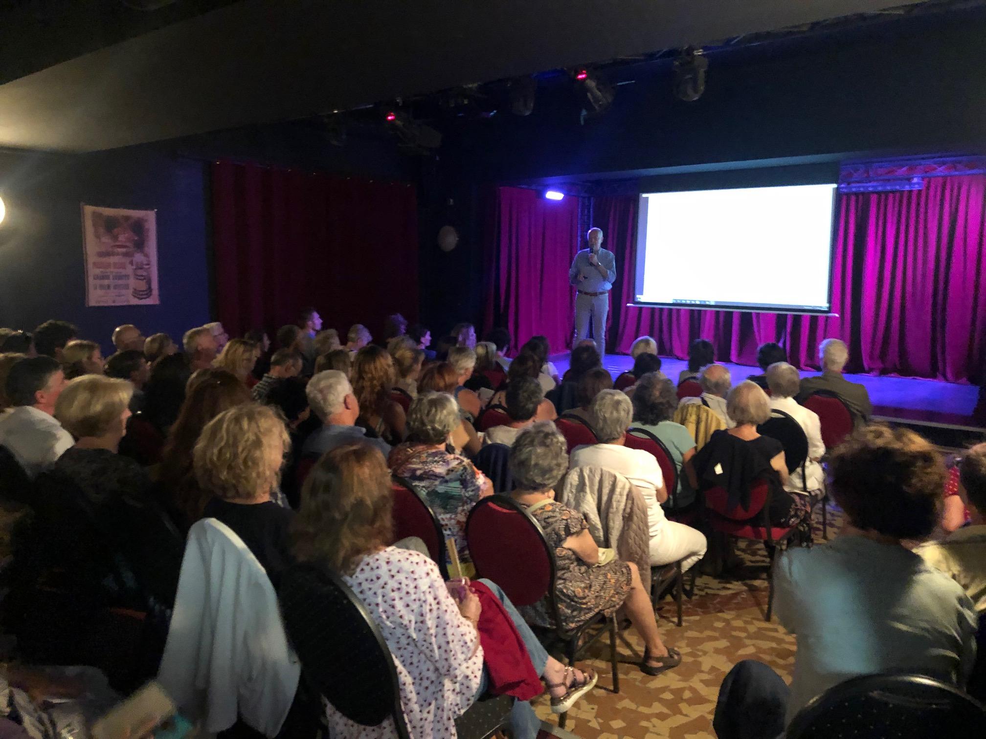 """17 septembre 2019 à Dijon - conférence """"L'autoguérison - La loi d'attraction - La cocréation"""" avec Jean Gayral"""