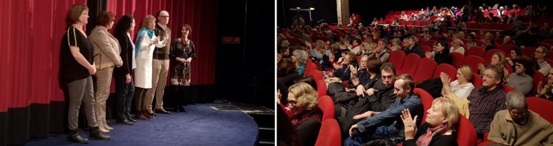 """24 novembre 2019 à Paris - projection-débat du documentaire """"Et si la mort n'était qu'un passage"""" avec la réalisatrice Valérie Seguin et les intervenants Dr Patrick Boufette et Dominique Vallée"""