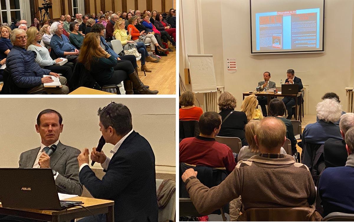 """19 février 2020 à Paris - conférence """"La formule de Dieu"""" avec José Rodrigues dos Santos"""