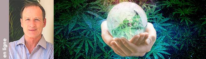 """! Date reportée ! à Paris - conférence """"Le chanvre (cannabis sativa), source d'indépendance, plutôt que de dépendance !"""" avec Alexis Chanebau"""