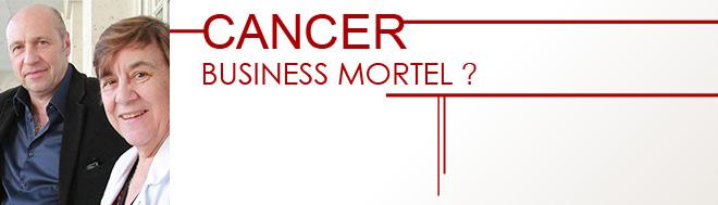 """26 mars 2015 - Dr Nicole Delépine, Jean-Yves Bilien : """"Cancer... business mortel ?"""" Avec la participation du Docteur Jérôme Marty, Président de l'UFML"""