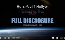 Incroyables Nouvelles Révélations de Paul Hellyer (Mai 2015)